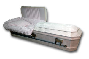 The White Ventura Casket